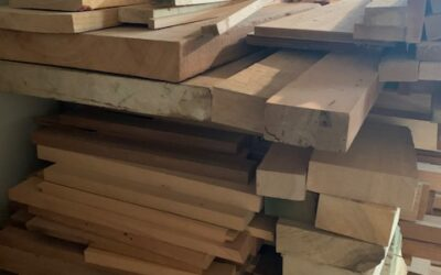 Wood for Sale (SOLD)